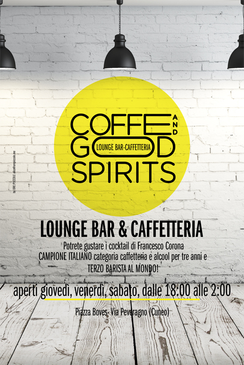 cofee and good spirit